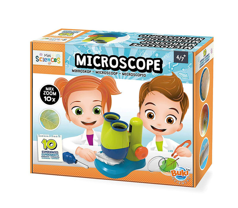 Buki - Mini Sciences Microscope