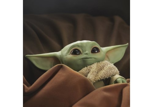 Hasbro Star Wars The Child - Peluche parlante 19 cm