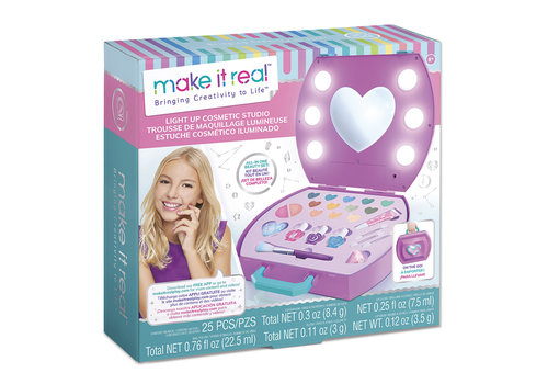 Make it Real Make it real Trousse de maquillage lumineuse