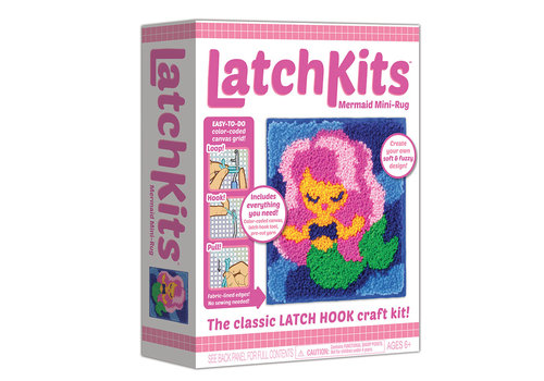 kahootz toys Latchkits - Sirène