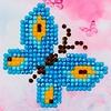 kahootz toys Diamond Dotz - Ensemble départ Butterfly Sparkle