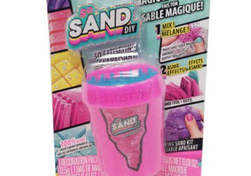 So Sand DIY- Pot de sable magique