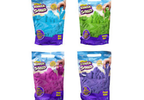Kinetic Sand - Sable coloré 2lb