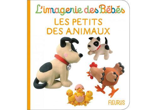 L'imagerie des bébés Les petits des animaux