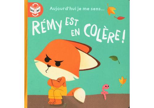Remy est gentil/Remy est en colère