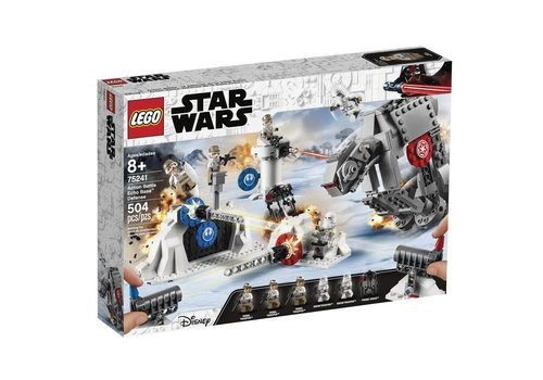 Lego Star Wars Action Battle défense base Echo