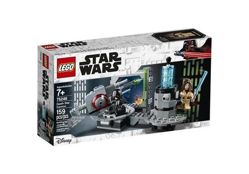 Lego Star Wars Canon de l'étoile de la mort