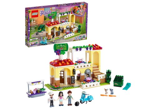 Lego Friends- Le restaurant de Heartlake City