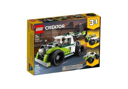 Lego Creator- Rocket truck