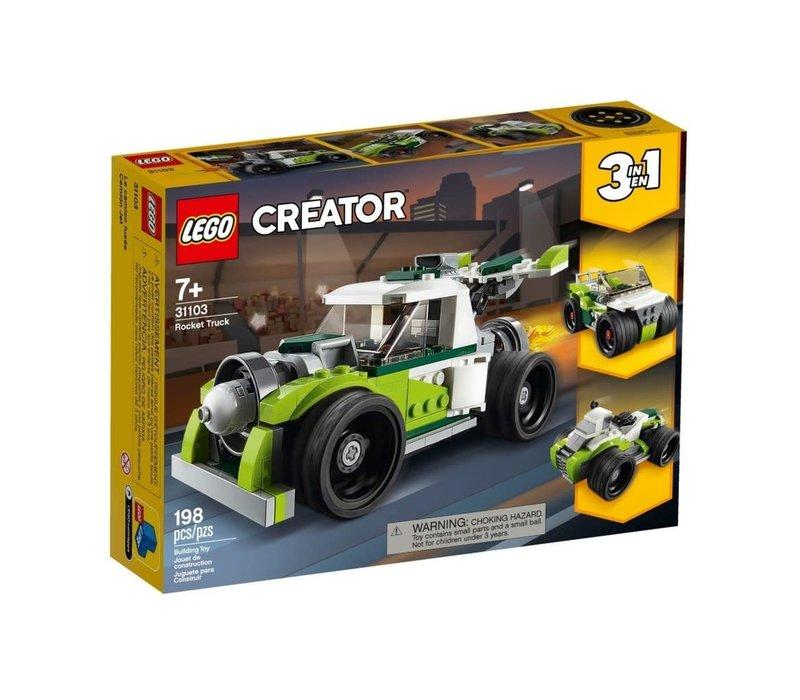 Creator- Rocket truck