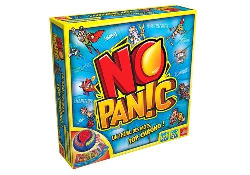 No panic battle