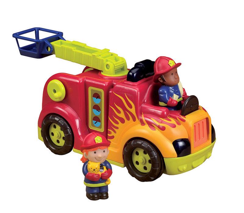 Camion de pompier Fire Flyer Rrrroll Models