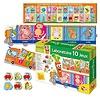 Lisciani (Giochi) Carotte magique- Labo éducatif 10 jeux