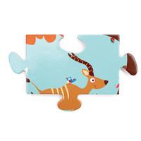 Casse-tête de plancher Safari 36 pièces
