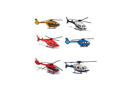 Majorette Hélicoptère Range