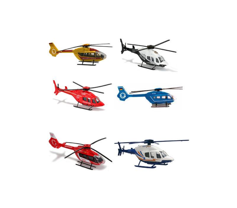 Hélicoptère Range