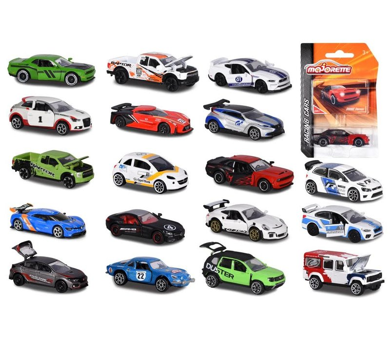 Collection Racing 1:64