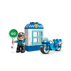 Lego Duplo - La moto de police