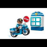Duplo - La moto de police