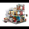 Lego Creator - L'animalerie et le café