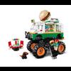Lego Creator - Le Monster Truck à hamburgers