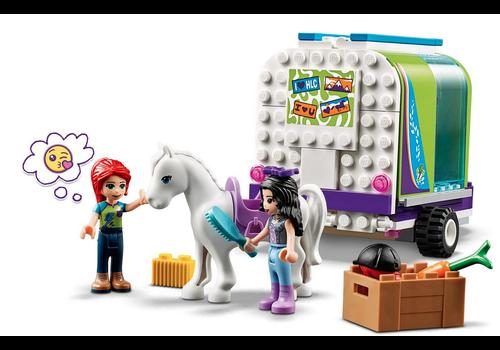 Lego Friends - La remorque à chevaux de Mia