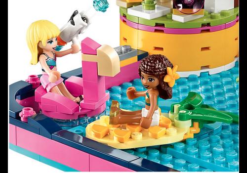 Lego Friends - La fête à la piscine d'Andréa