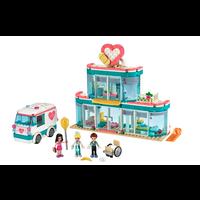 Friends - L'hôpital de Heartlake City