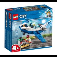 City - L'Avion de patrouille police du ciel
