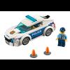 Lego City - Voiture de patrouille de la police