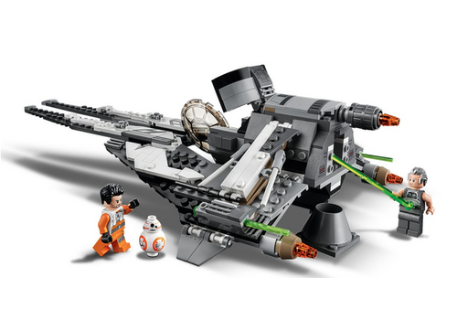 Lego Star Wars - - Intercepteur TIE Black Ace