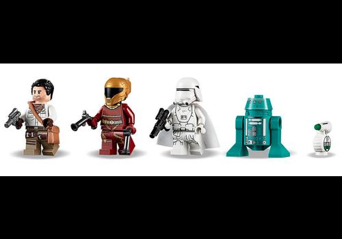 Lego Star Wars -  Vaisseau Y-Wing de la résistance