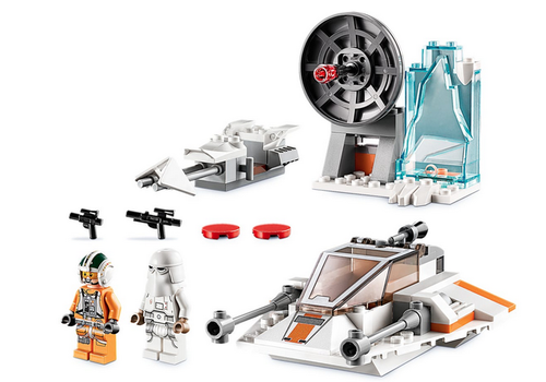 Lego Star Wars - Snowspeeder