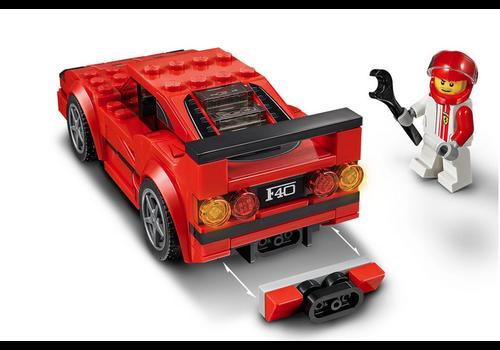 Lego Speed Champions - Ferrari F40 Competizione