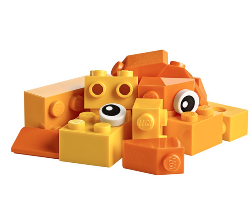 Classic - Valise créative de 213 briques