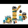 Lego Duplo Town - Wrecking Ball Demolition