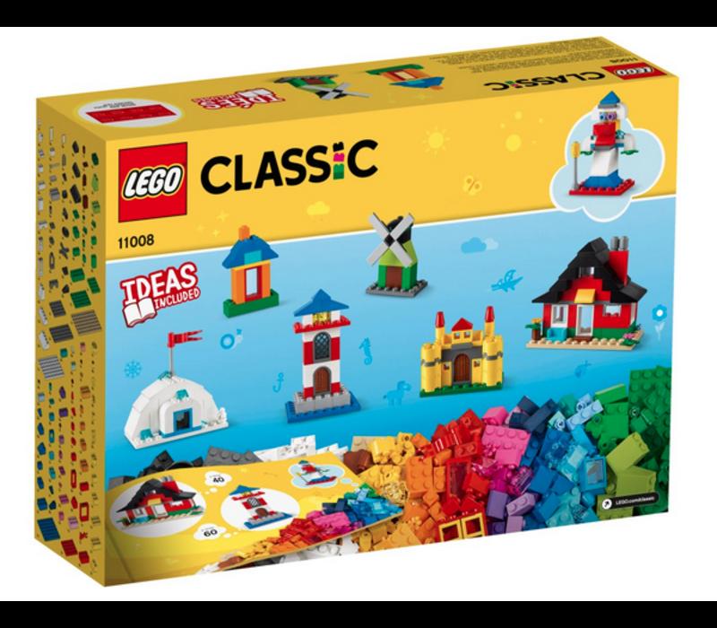 Classic - Briques et maisons
