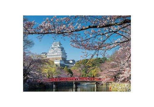 Jumbo Casse-tête 500 morceaux, Himeji Castel, Japan