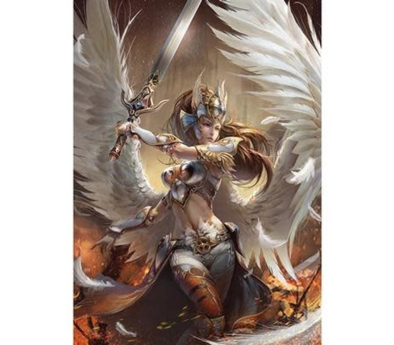 Casse-tête 1000 morceaux, Angel Warrior