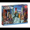 Jumbo Casse-tête 1000 morceaux, New-york
