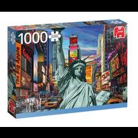 Casse-tête 1000 morceaux, New-york