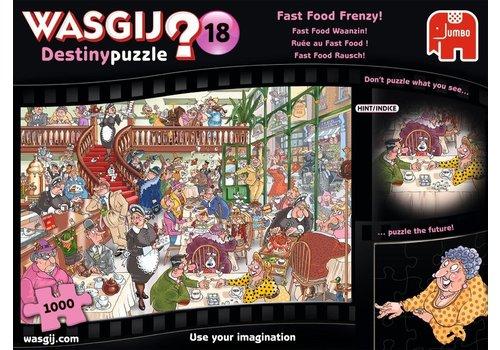 Wasgij Casse-tête 1000 morceaux, Wasgij, Fast food frenzy