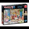 Jumbo Casse-tête 1000 morceaux, WasGij Mystery 18, Une bouchée pour chacun