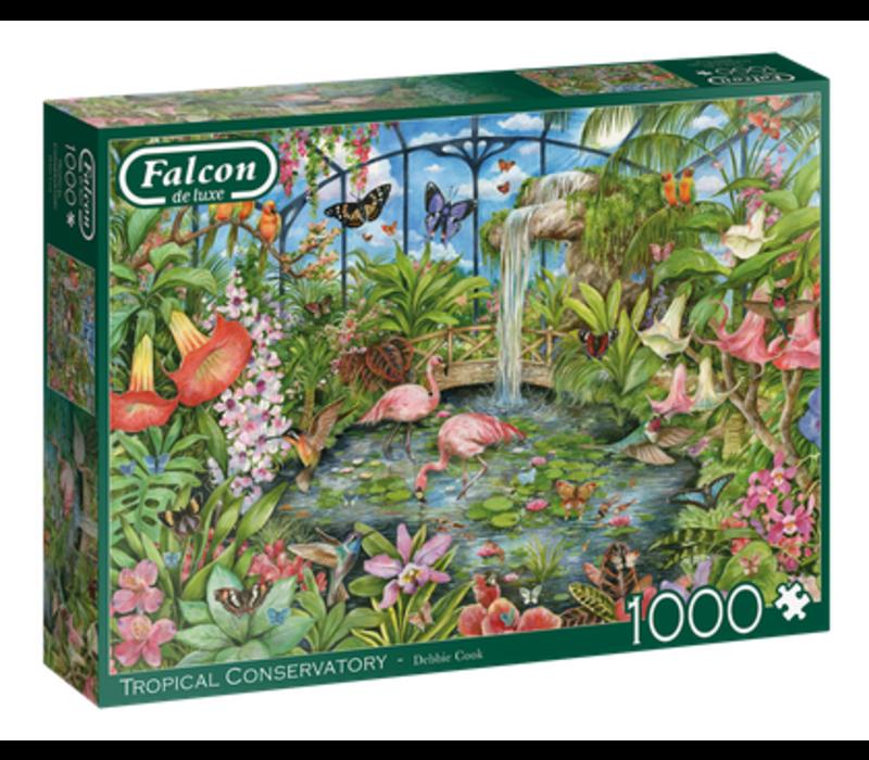 Casse-tête 1000 morceaux, Tropical Conservatory