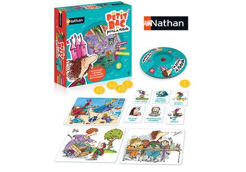Nathan Nathan, Le petit Bac Motordu 2