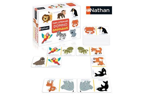 Nathan Nathan, Mon premier domino animaux