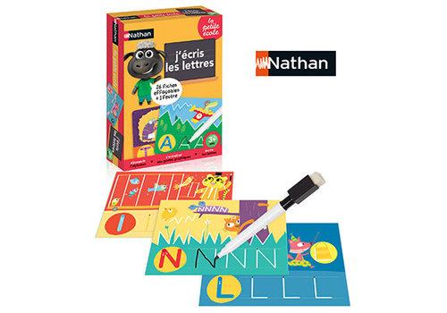 Nathan Nathan, J'écris les lettres