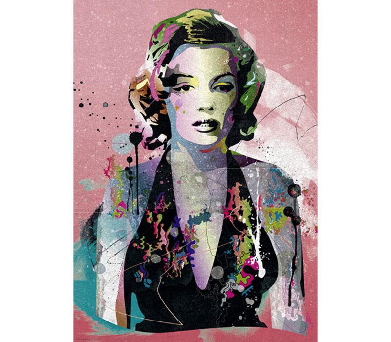 Casse-tête 1000 morceaux, People, Marilyn, Cheuk