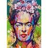 Casse-tête 1000 morceaux, Frida, Voka