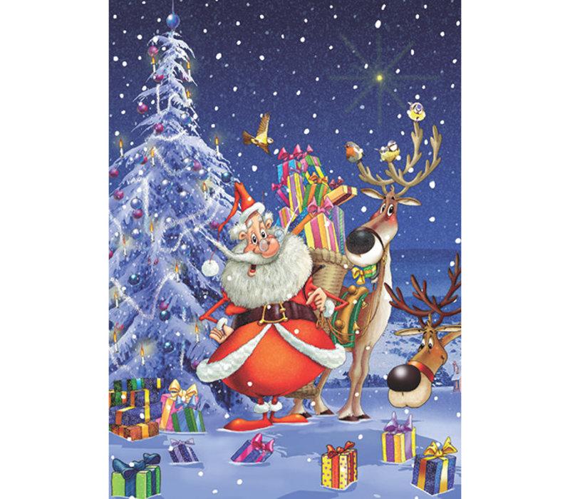 Casse-tête 1000 morceaux, Joyeux Noel!